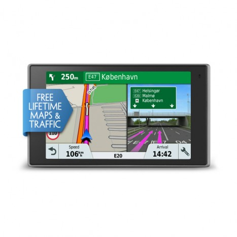 GARMIN DRIVESMART™ 51 LMT-S EUROPE